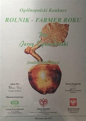 Farmer Roku