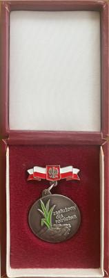 Medal Zasłużony dla Rolnictwa